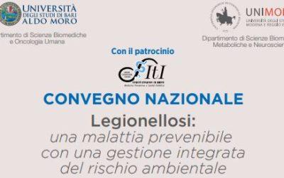 Convegno Nazionale a Bari 30-31/05 e 1/06